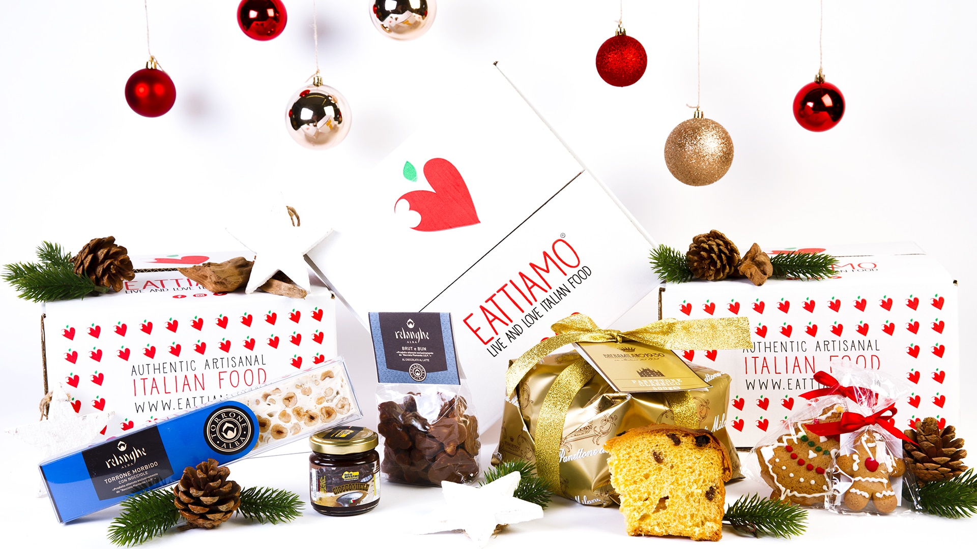 Real Italian Meal Subscription Box - Green Box - One Shot Gift