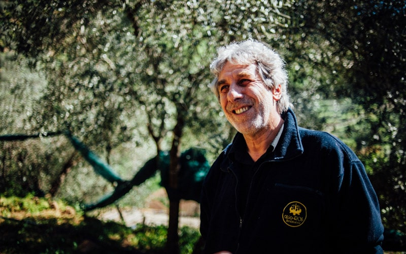 Roi olive oil producer