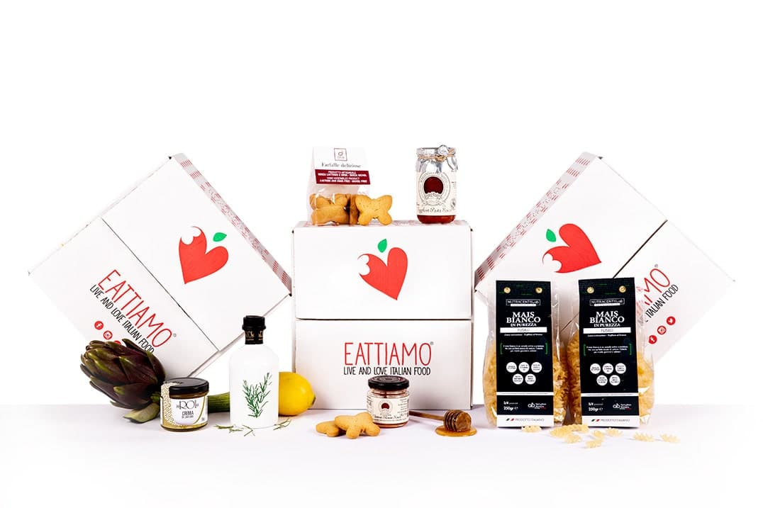 Detox Italian Food Gift Basket