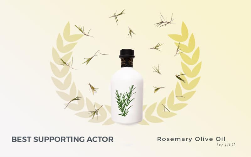 Best Supporting Actor Olive Oil