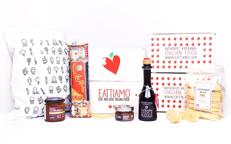 Eattiamo box February
