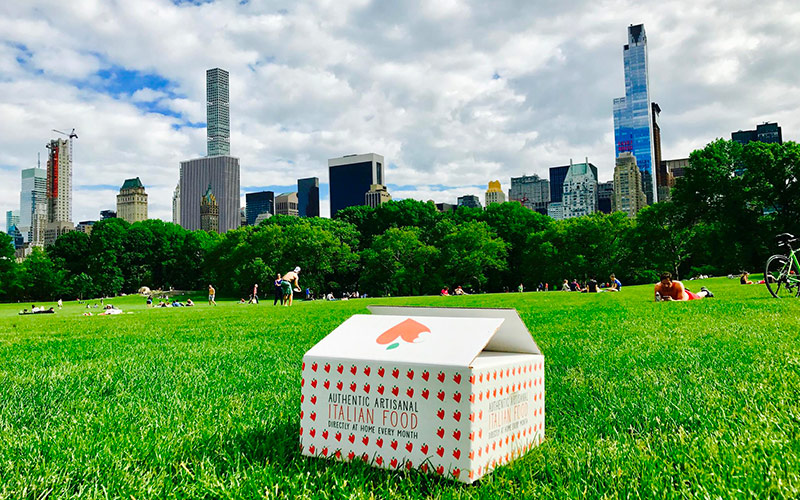 eattiamo box in central park