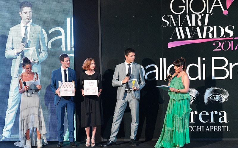 gioia smart awards