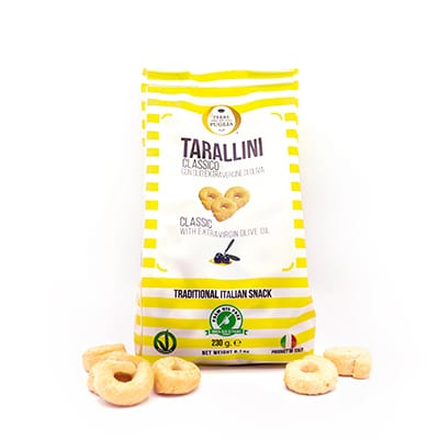 Extra Virgin Olive Oil Tarallini