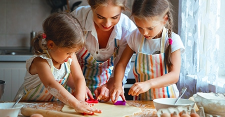 5 Italian kid friendly recipes you can cook with your children