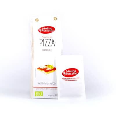 Organic Flour and Yeast for Pizza