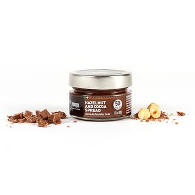 Hazelnuts and Cocoa Spread