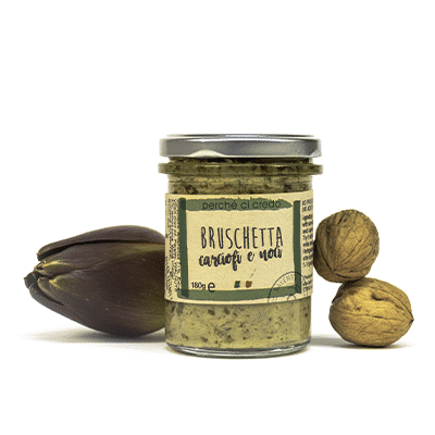 Artichokes and Walnuts spread