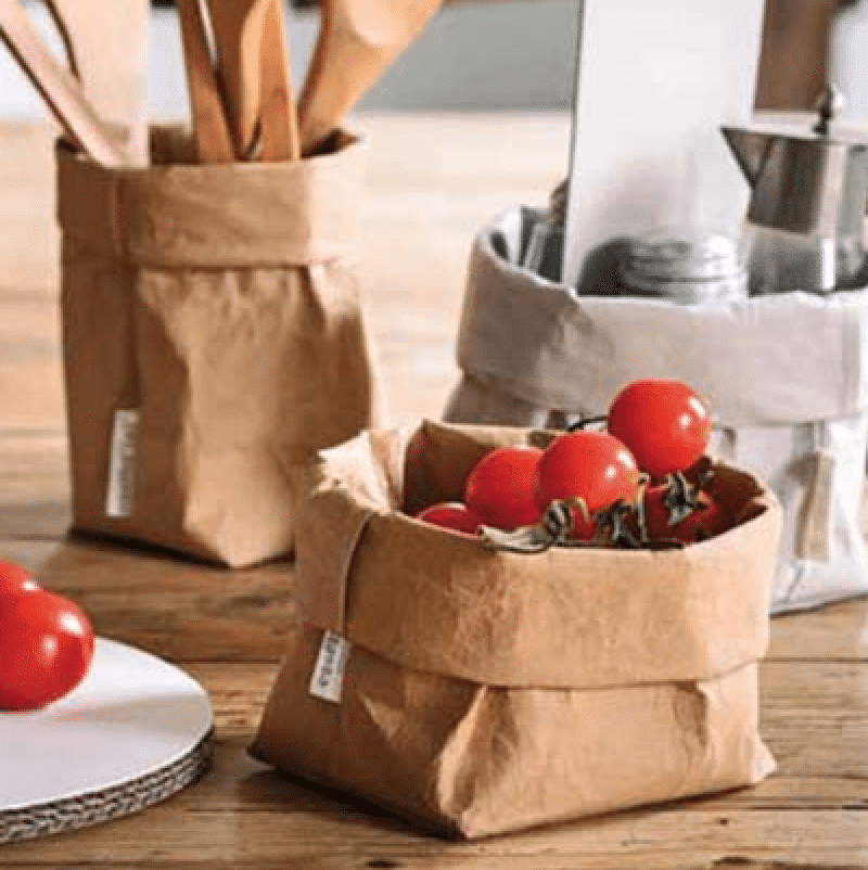 Washable ecopaper Food Sack