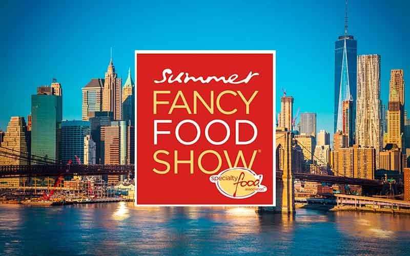 From the Cinque Terre to NY: the Fancy Food show!