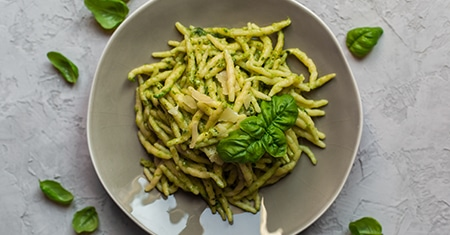 The best pasta for pesto: five unmissable pairings