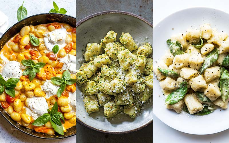 Gluten Free gnocchi recipes