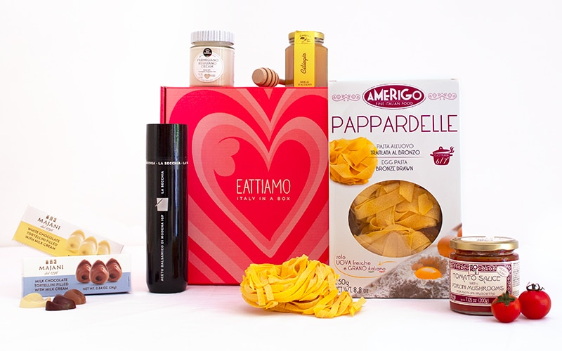 eattiamo pappardelle from emilia box