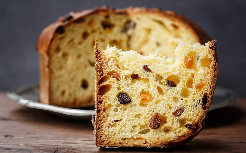 Panettone by Cova