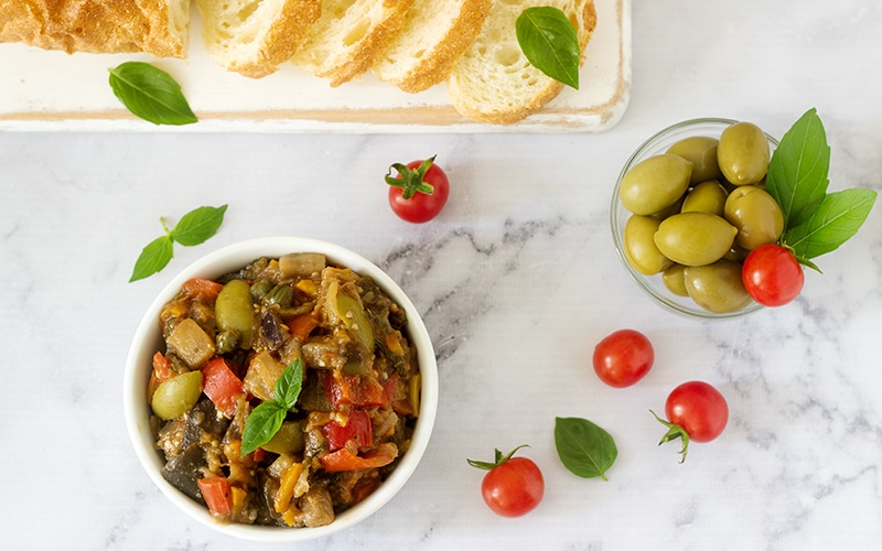 vegetable caponata