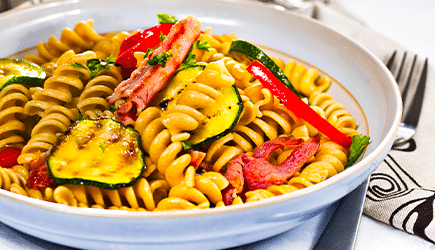 Pasta varieties from Southern Italy