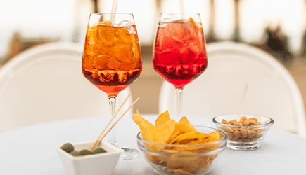 Italian summer drink to try at home